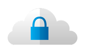 security lock in cloud